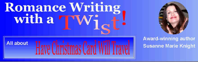 All about HAVE CHRISTMAS CARD WILL TRAVEL