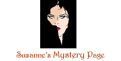 Susanne's Mystery Page